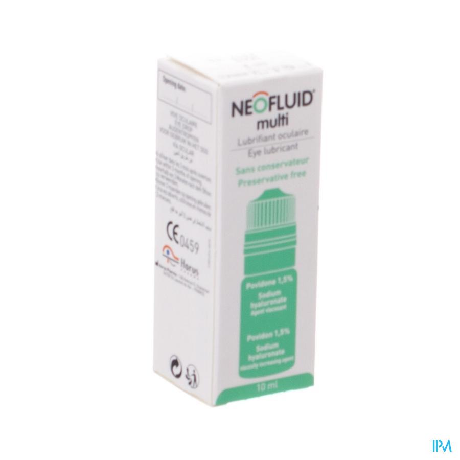 Neofluid Multi Sol Opthal. Fl 10ml