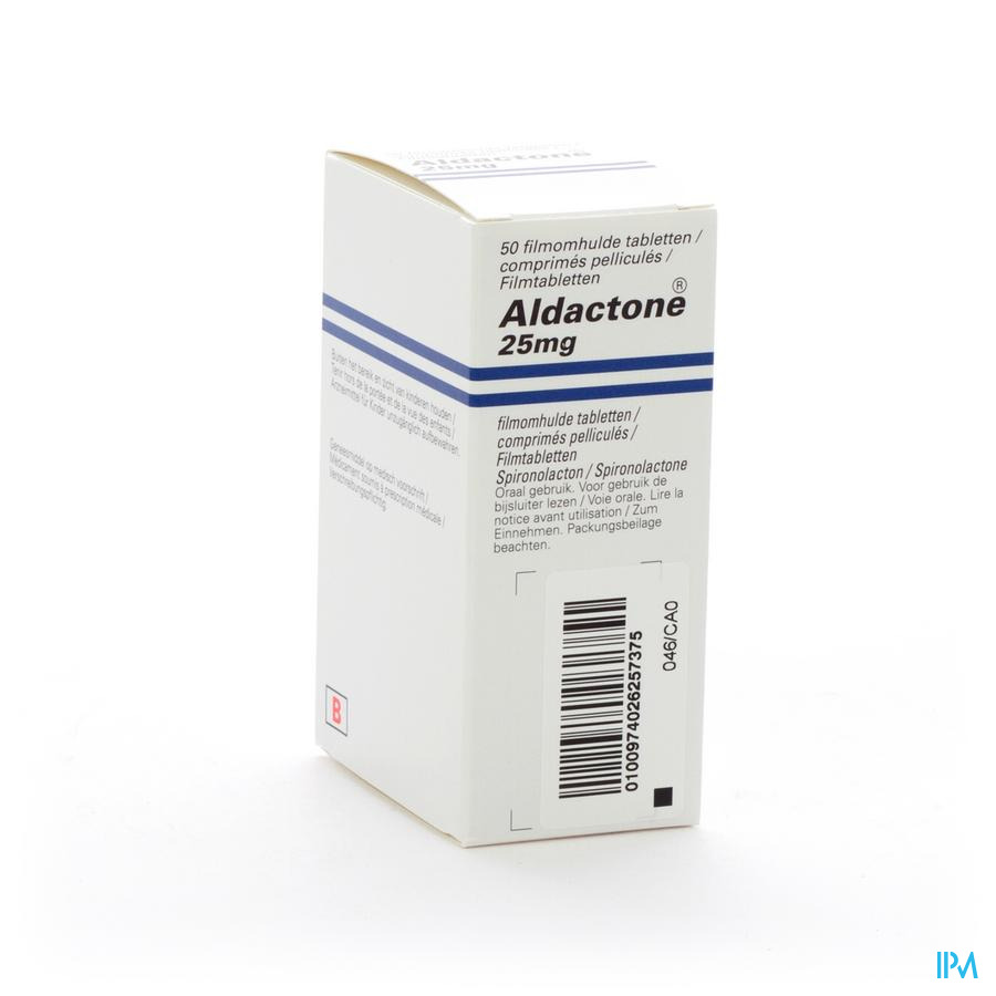 Aldactone Comprimés 50 X 25 mg