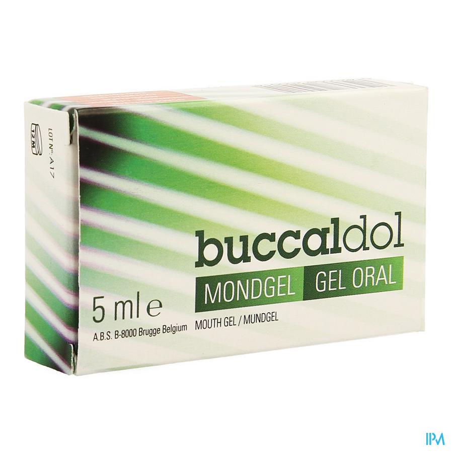 Buccaldol Doseerpomp 5g