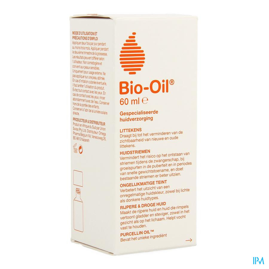 Bio-oil Herstellende Olie 60ml
