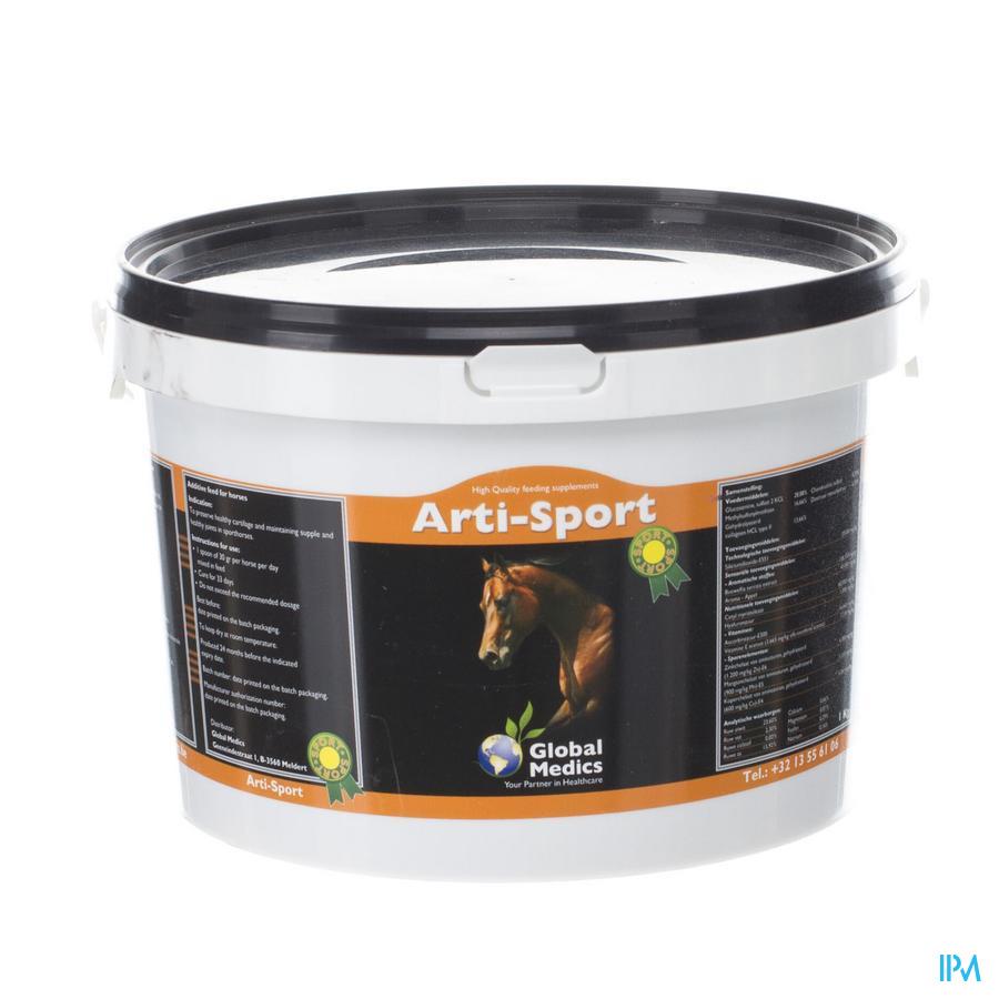 Arti-sport Paarden Pdr 1,0kg