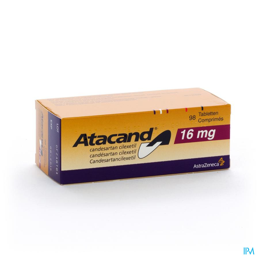 Atacand Comp 98 X 16mg