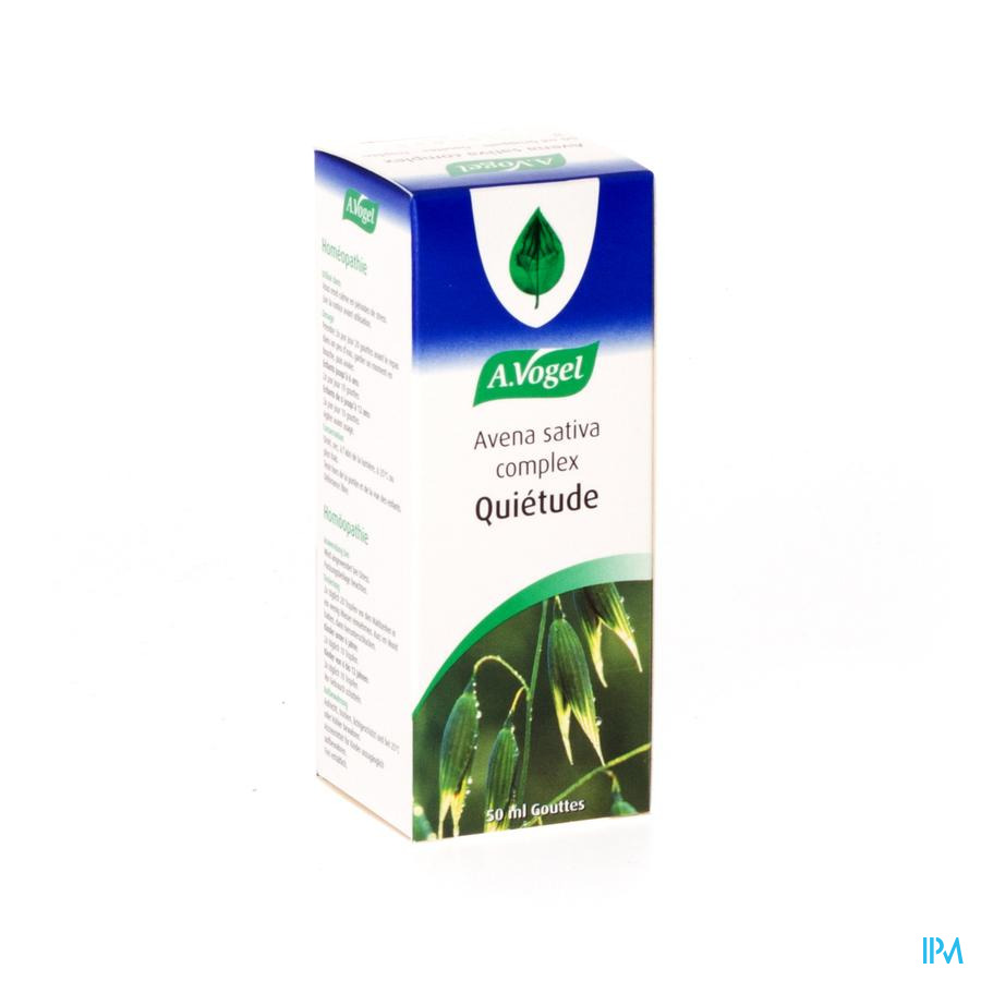 Vogel Avena Sativa Cplx Gutt 50ml