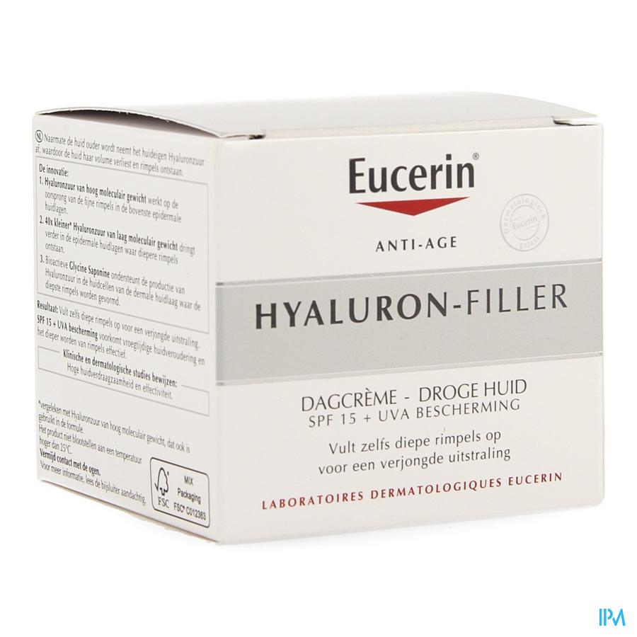 Eucerin Hyaluron Filler Dagcreme Dh 50ml