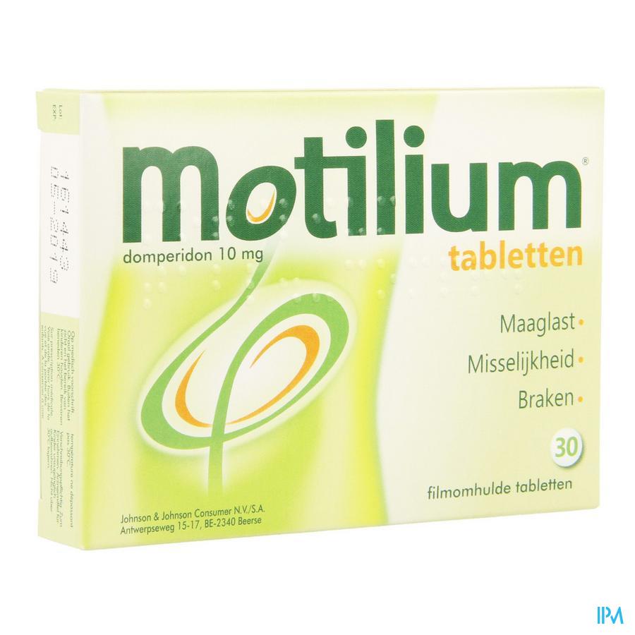 Motilium Comp 30 X 10mg Impexeco Pip