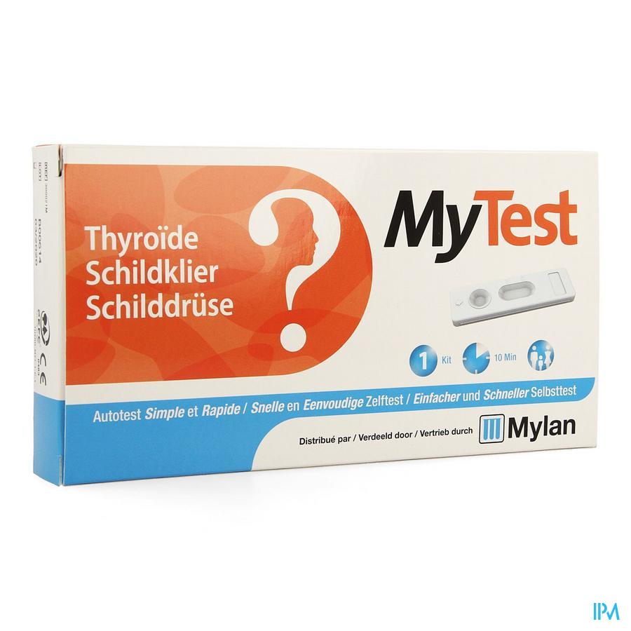 My Test Schildklier (zelftest) Zakje 1 kopen doe je voordelig hier