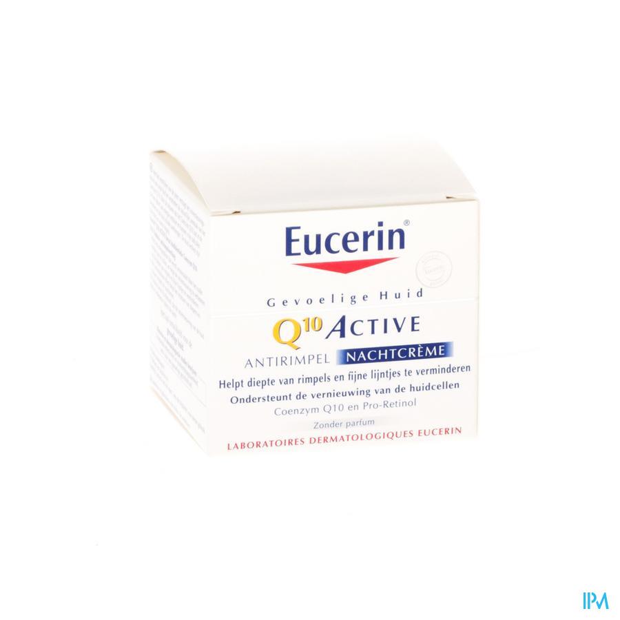 Eucerin Gezicht Q10 Nachtcreme 50ml