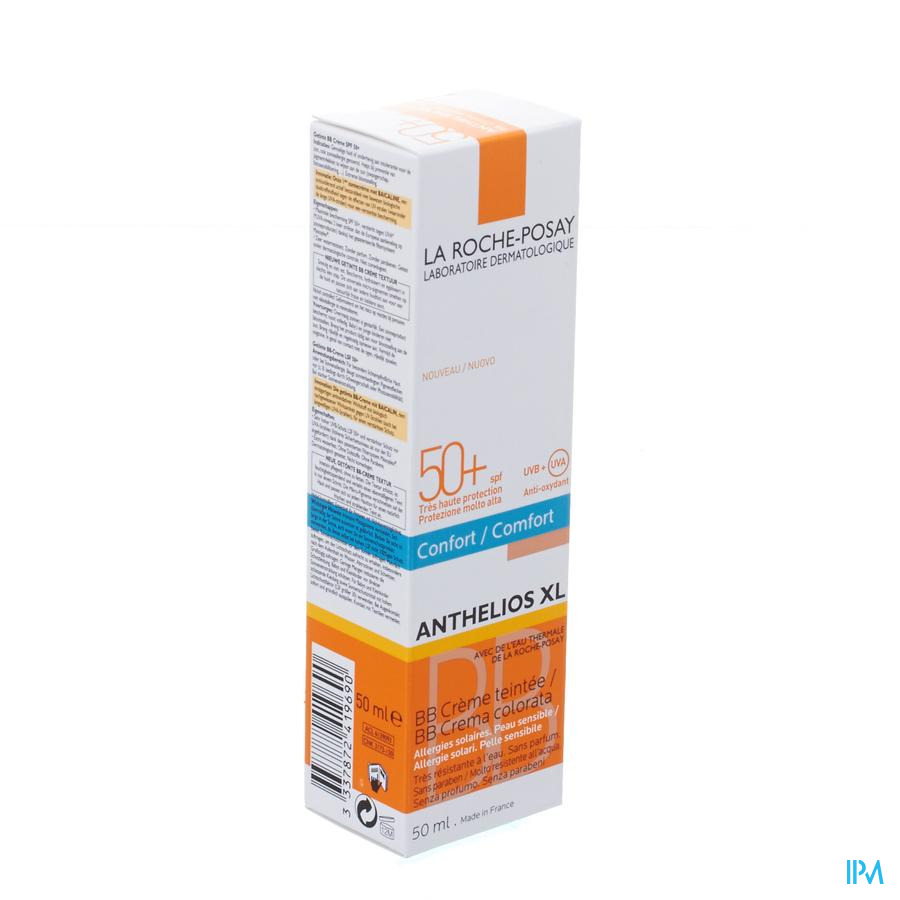 La Roche Posay Anthelios Xl Creme Teintee Ip50+ 50ml