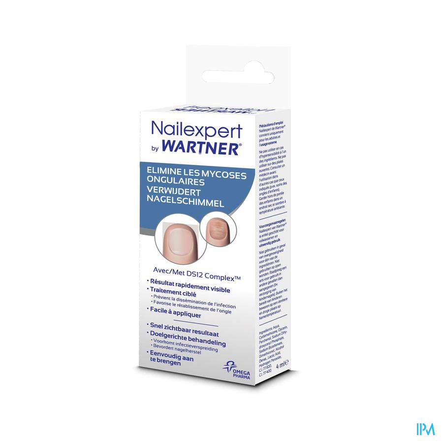 Wartner Nailexpert Fungus 4ml
