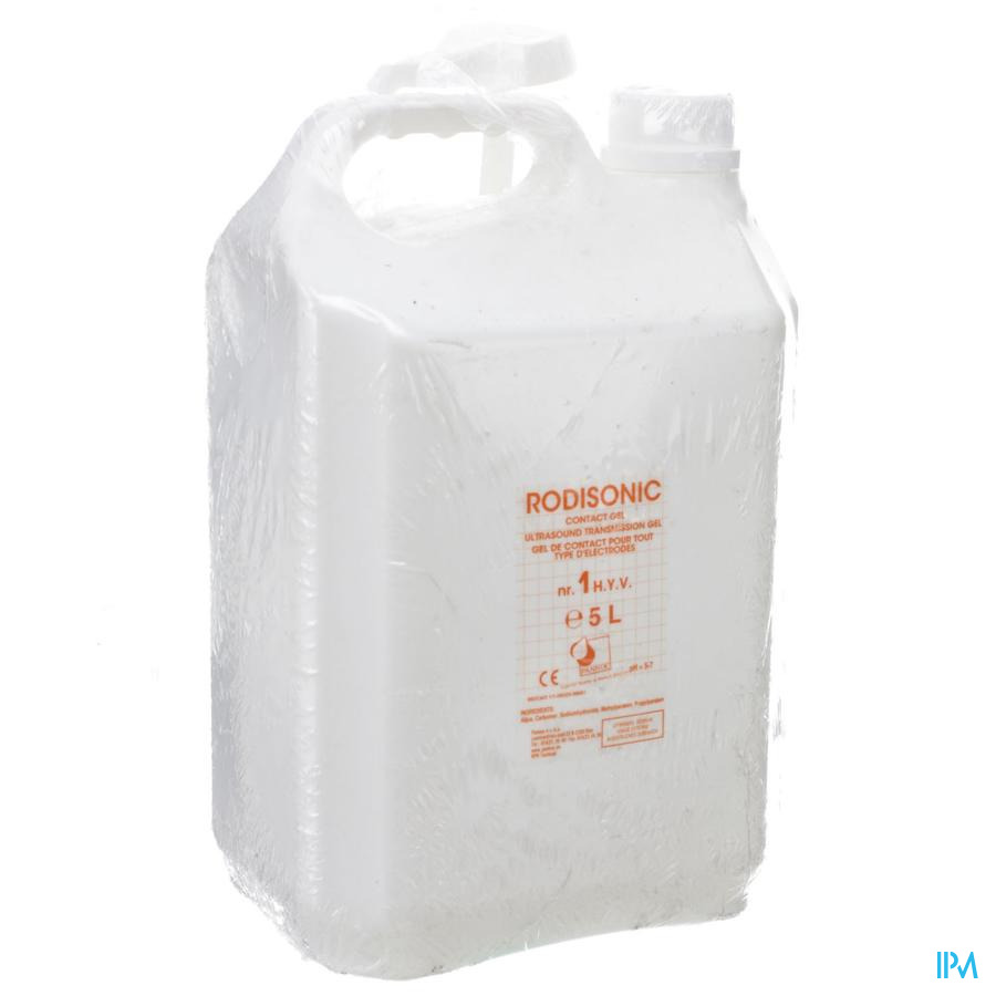 Rodisonic Gel Ultrasound 5l