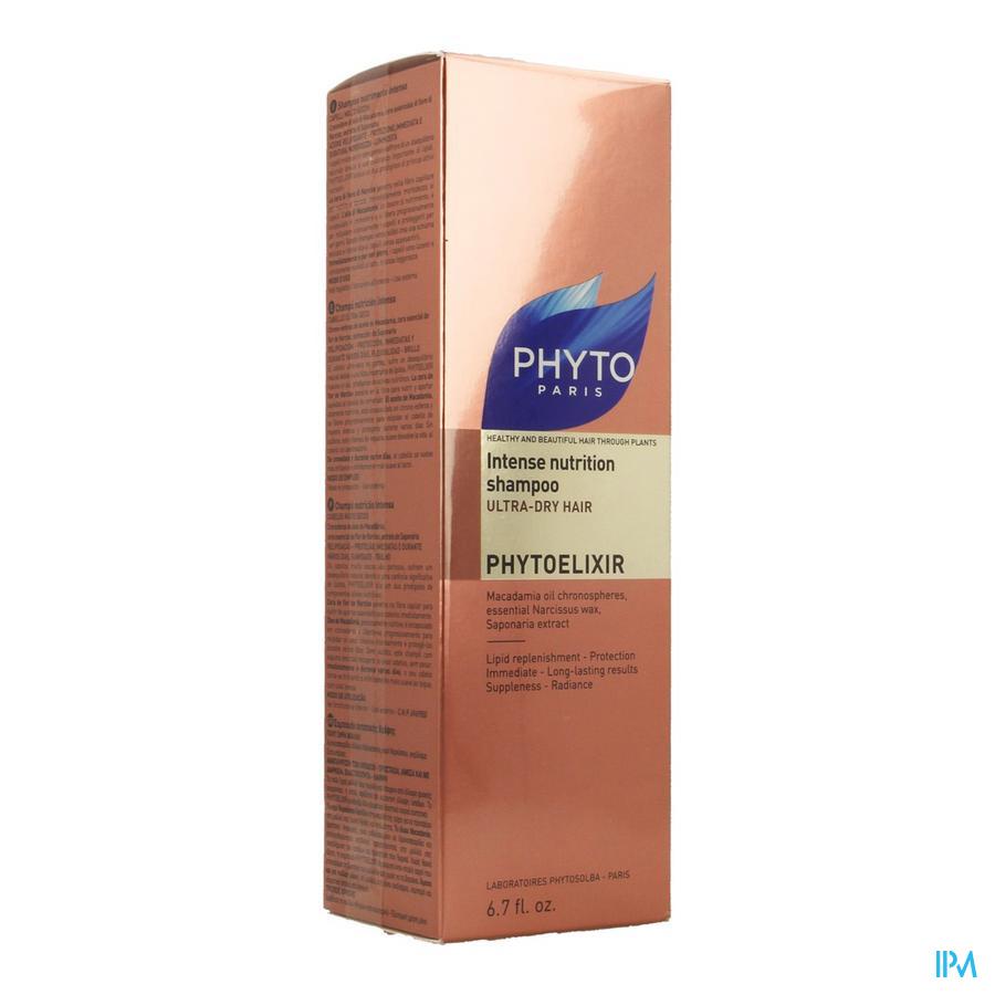 Phytoelixir Shampooing Fl 200ml