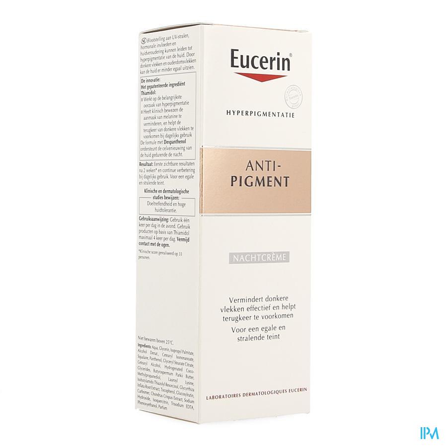 Eucerin A/pigment Nachtcreme 50ml
