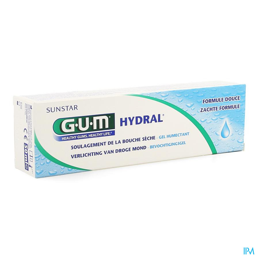 Gum Hydral Gel Buccal Humectant 50ml 6000