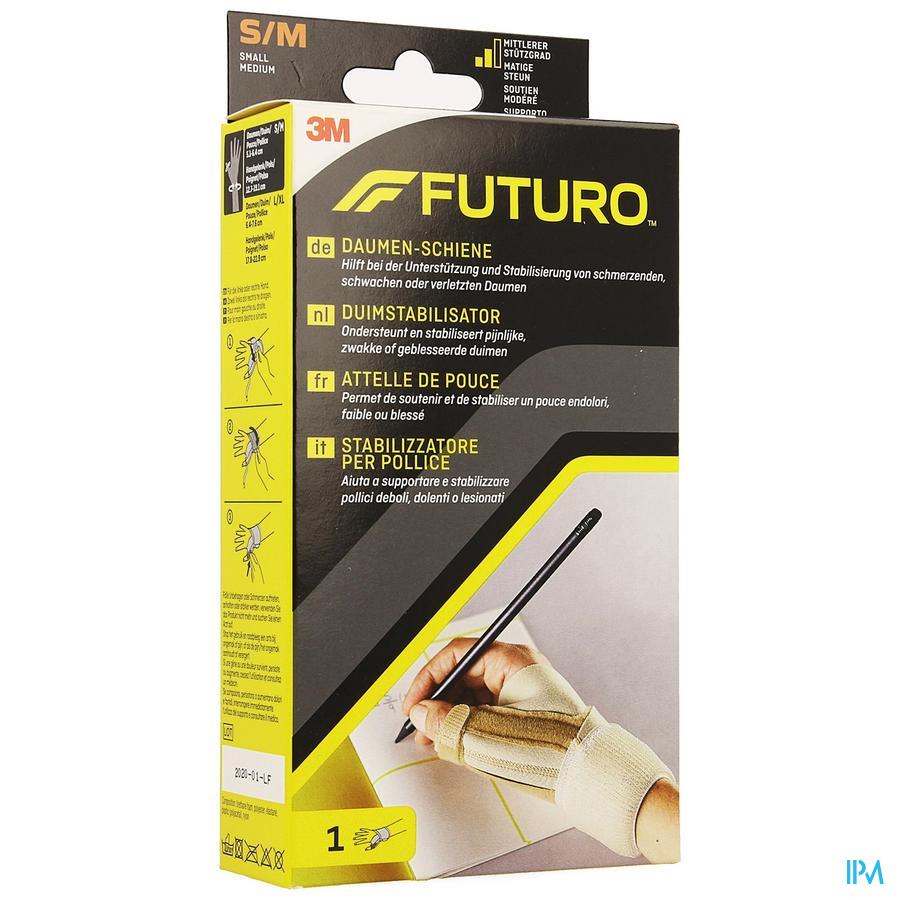 Futuro Duimstabilisator 45841, Beige, Small/medium