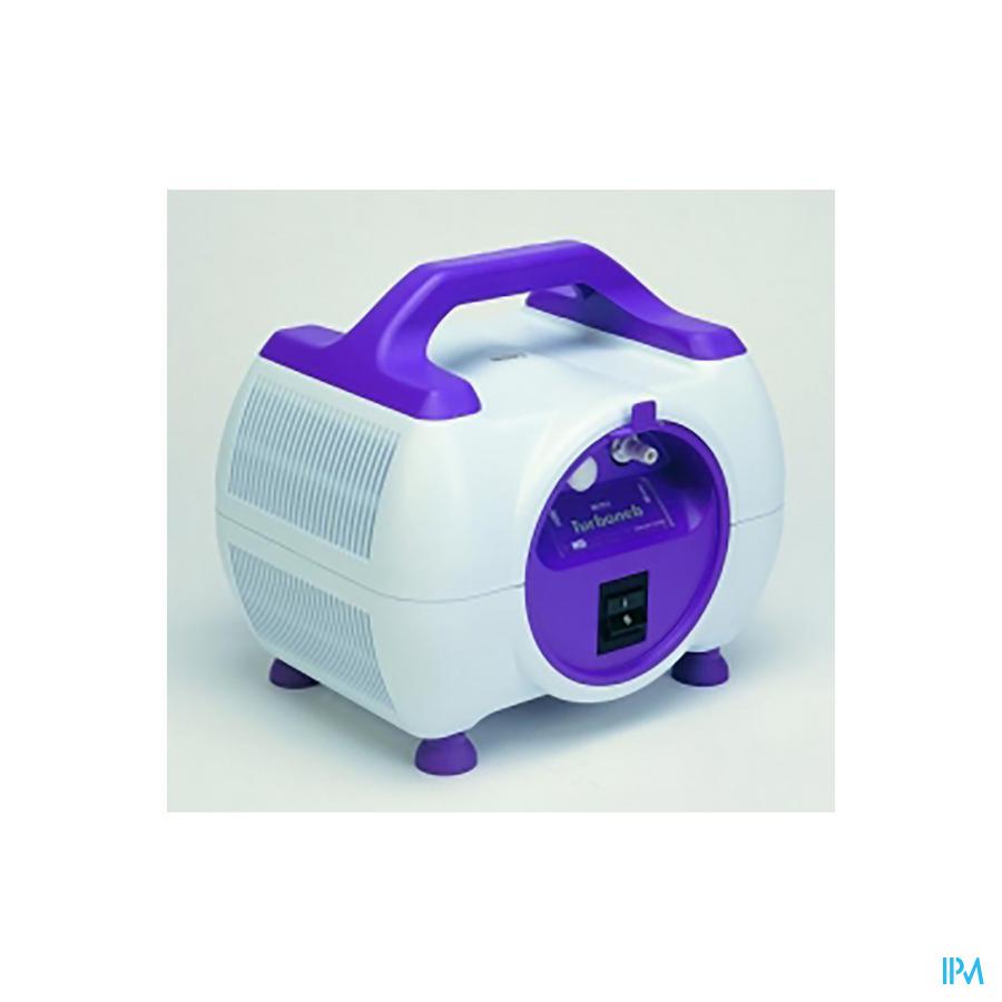 Turboneb Compressor 10l + Lifecare Kit