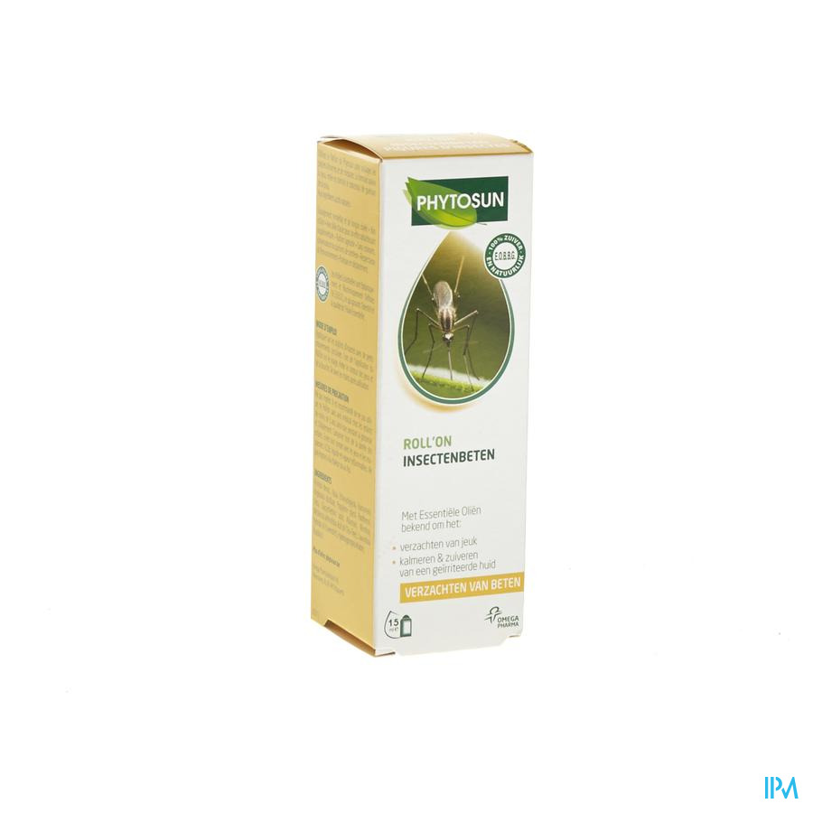 Phytosun Insectenbeten Roll'on 15ml
