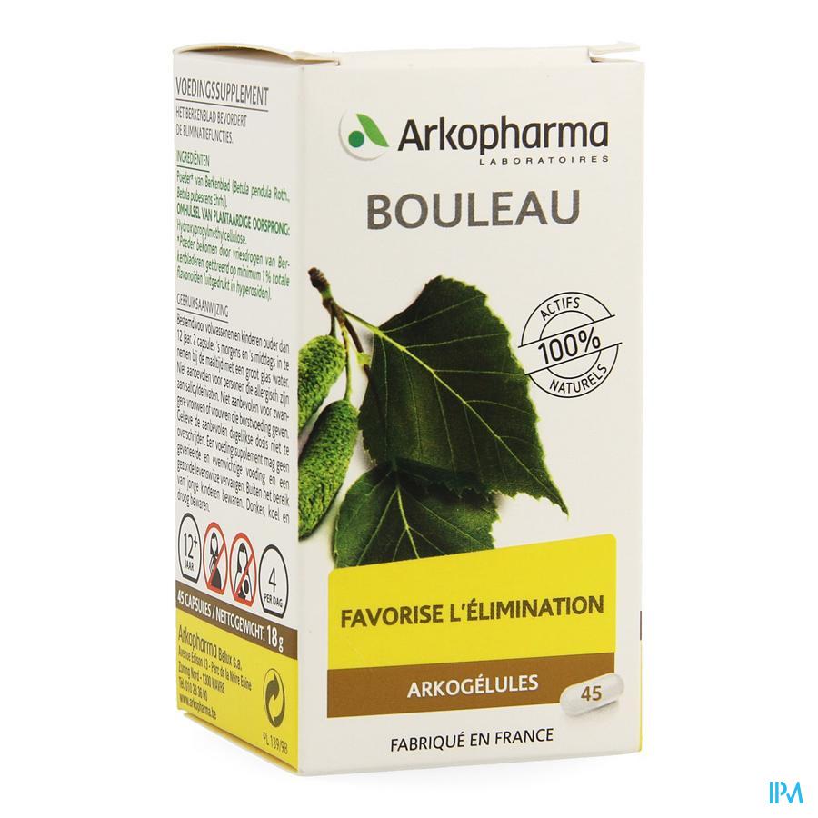 Arkogelules Bouleau Vegetal 45