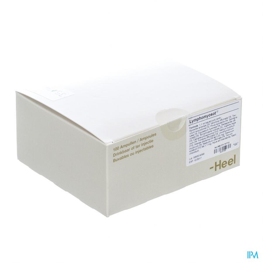 Lymphomyosot Amp 100x1,1ml Heel