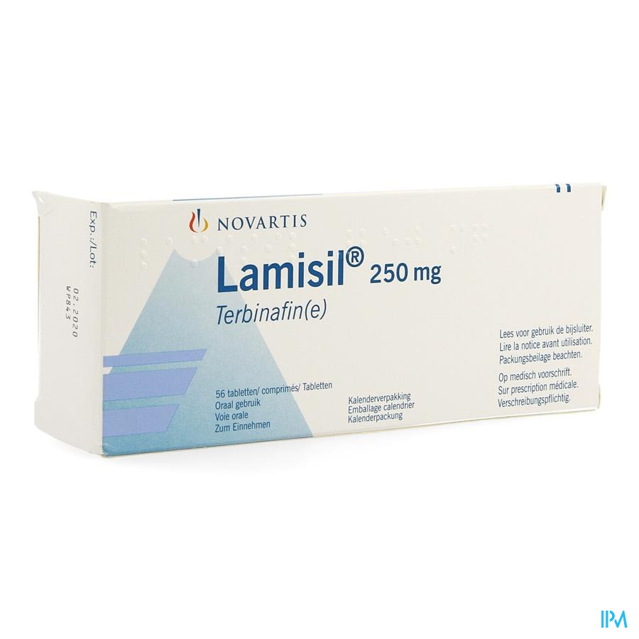 Lamisil Comp 56 X 250mg