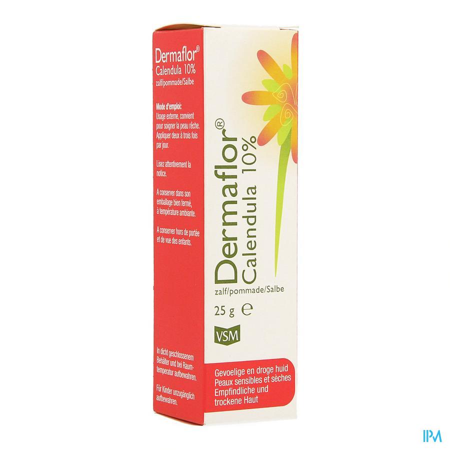 Dermaflor® calendula 10% zalf tube 25 g