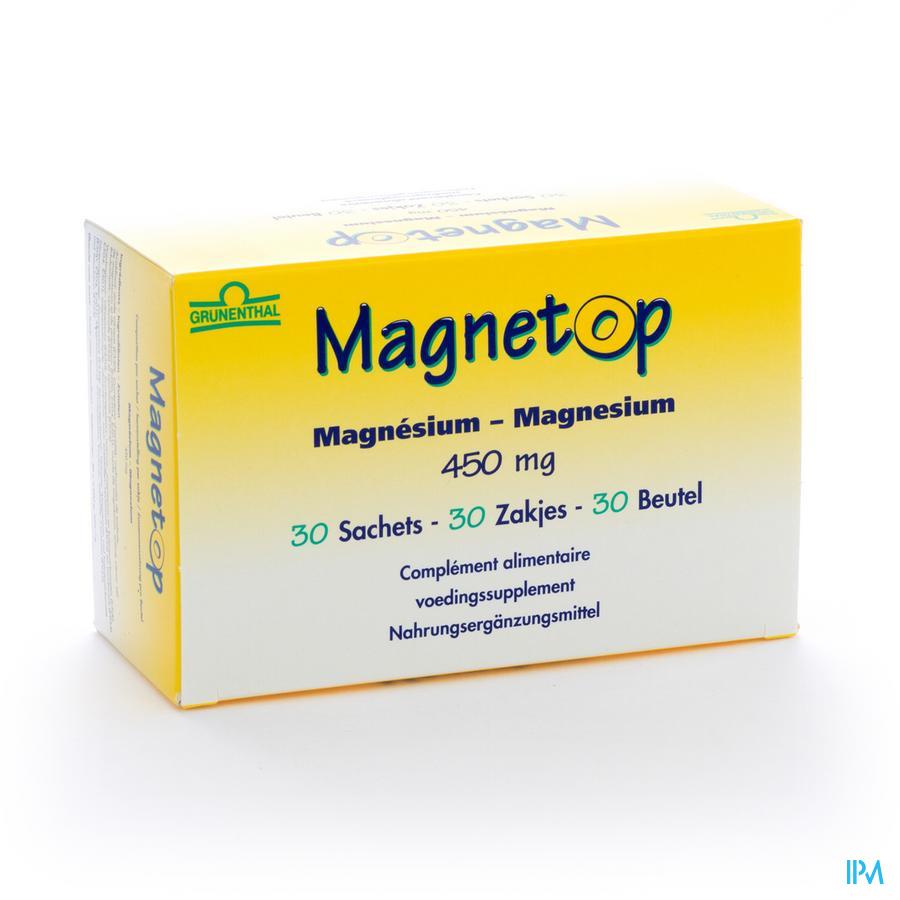 Magnetop Gran Zakje 30