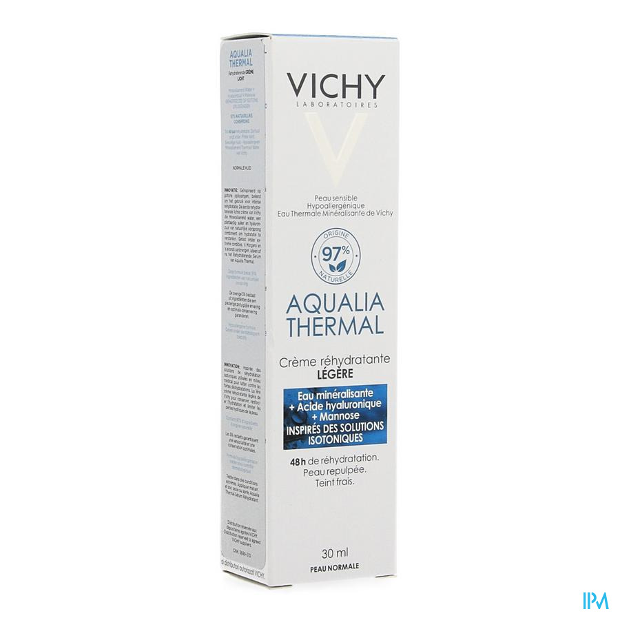 Vichy Aqualia Creme Legere Reno 30ml