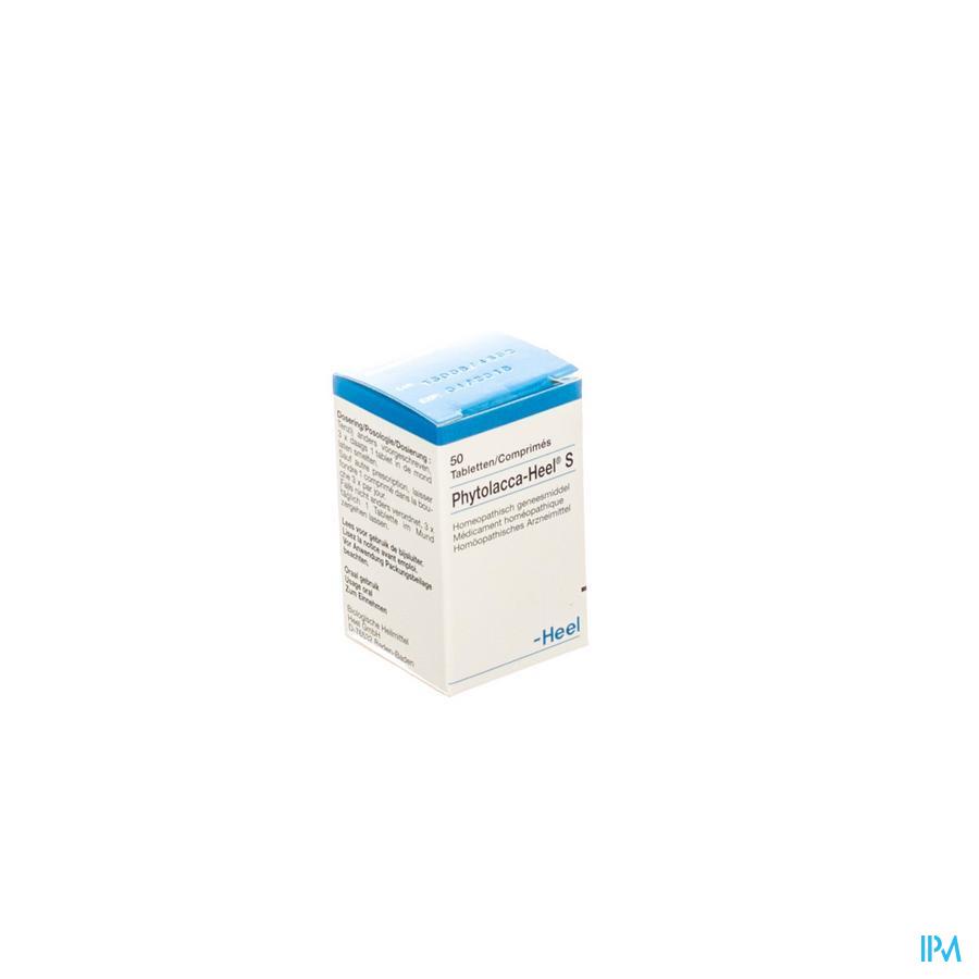 Phytolacca-heel S Tabl 50 Heel