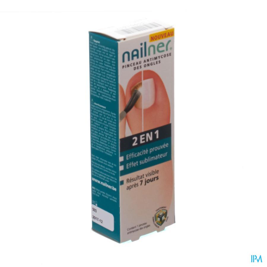 Nailner Brush 2in1 5ml