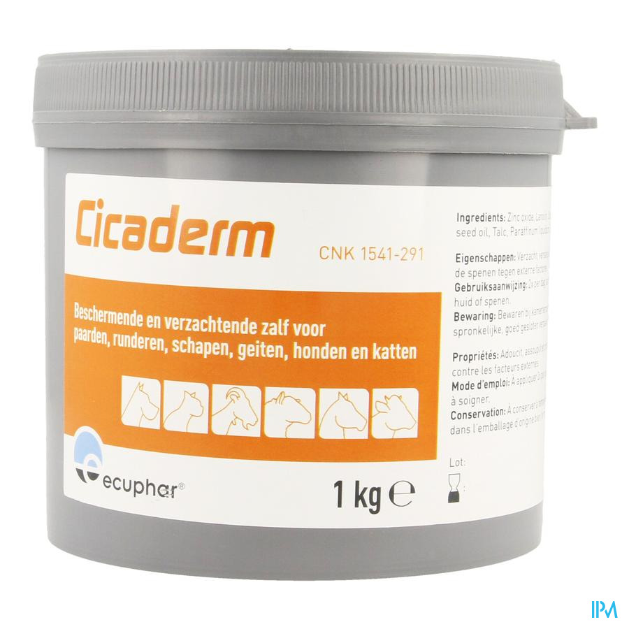Cicaderm Zalf 1kg
