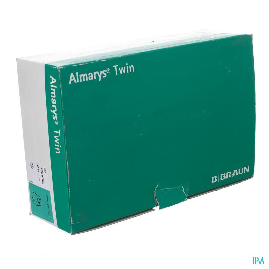 Almarys Twin O/z 50mm Tr 20 032950j