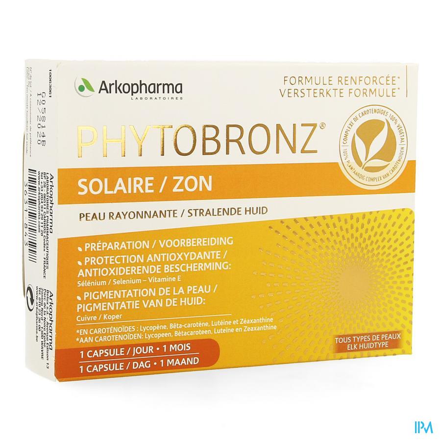 Phytobronz Solar Caps 30