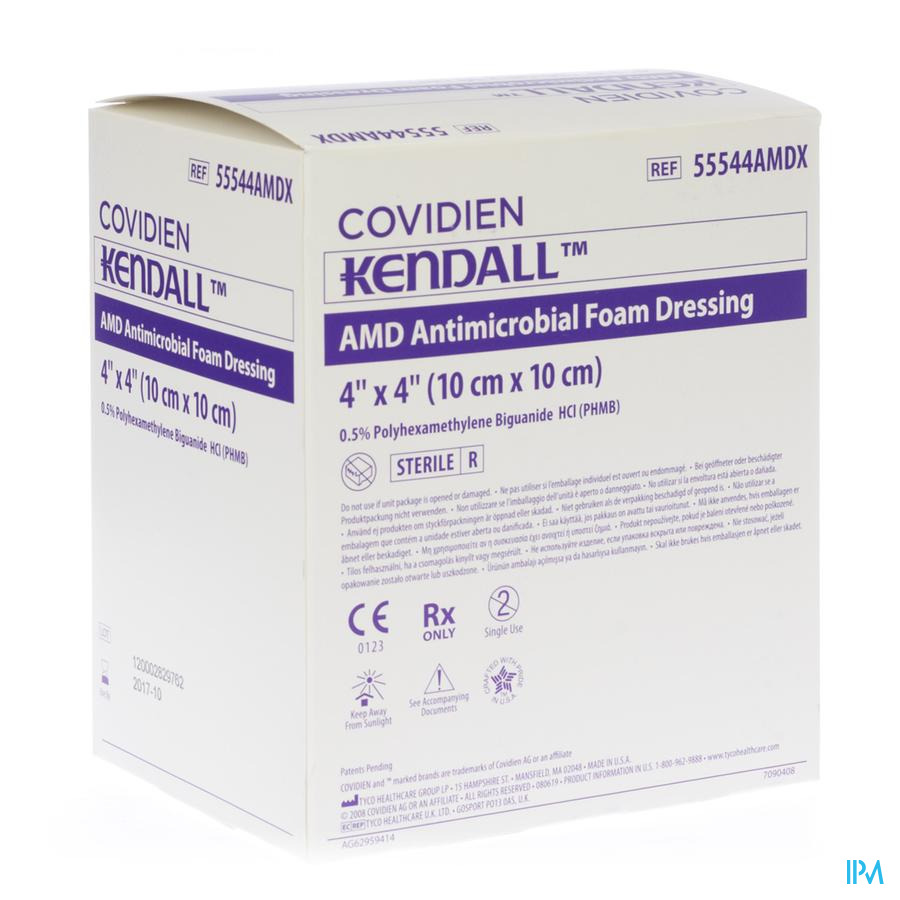 Kendall Amd Shuimverb Ster 10,0x10,0cm 10