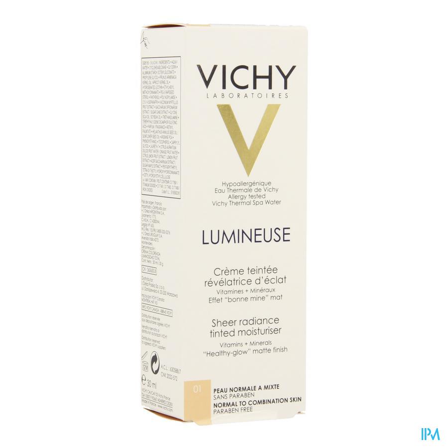 Vichy Fdt Lumineuse Nh Clair 30ml