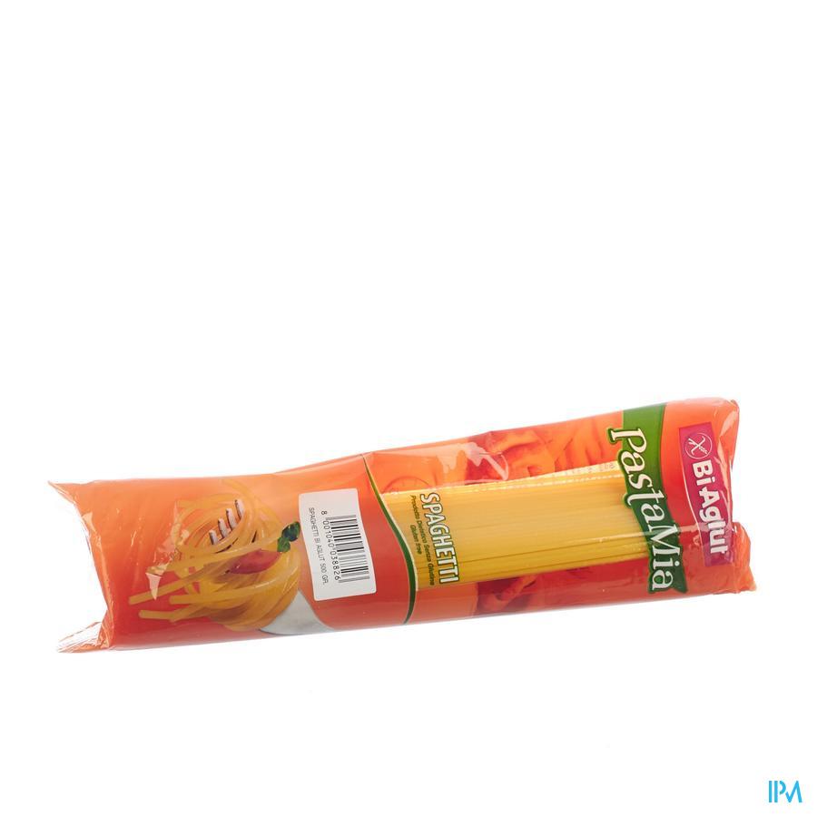 Bi-aglut Spaghetti 500g 6234
