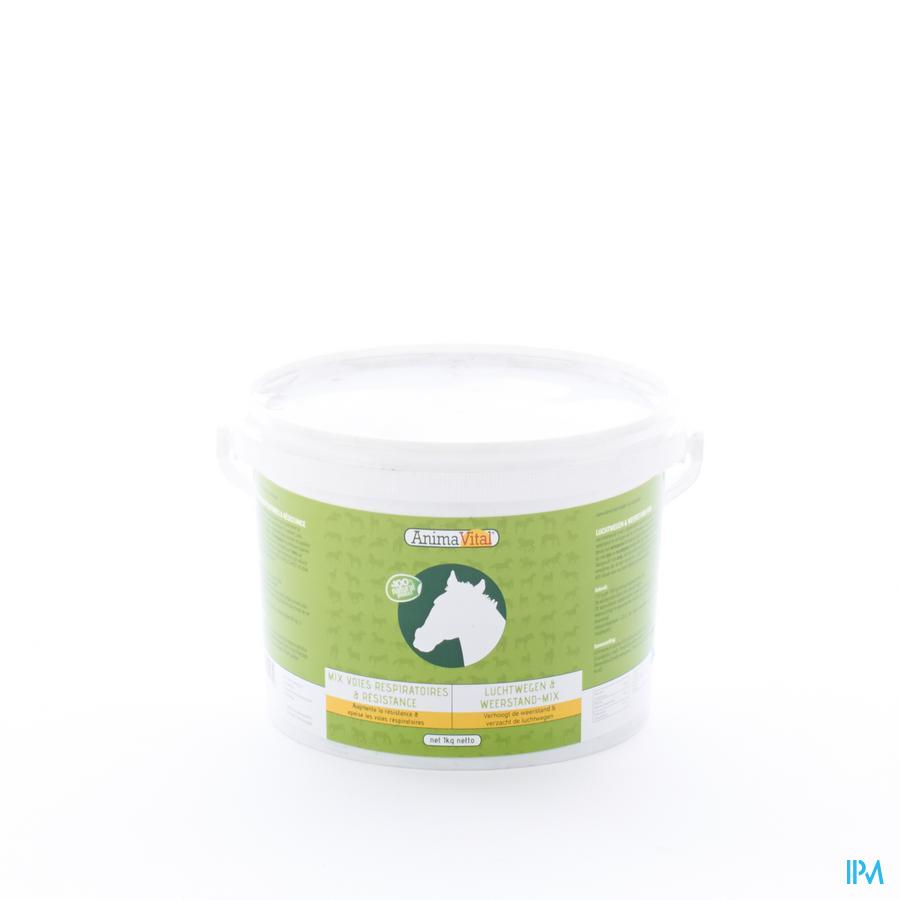 Animavital Mix Voies Respiratoires-resistance 1kg