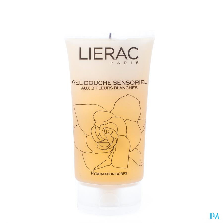Lierac Sensoriel Douchegel Tube 150ml