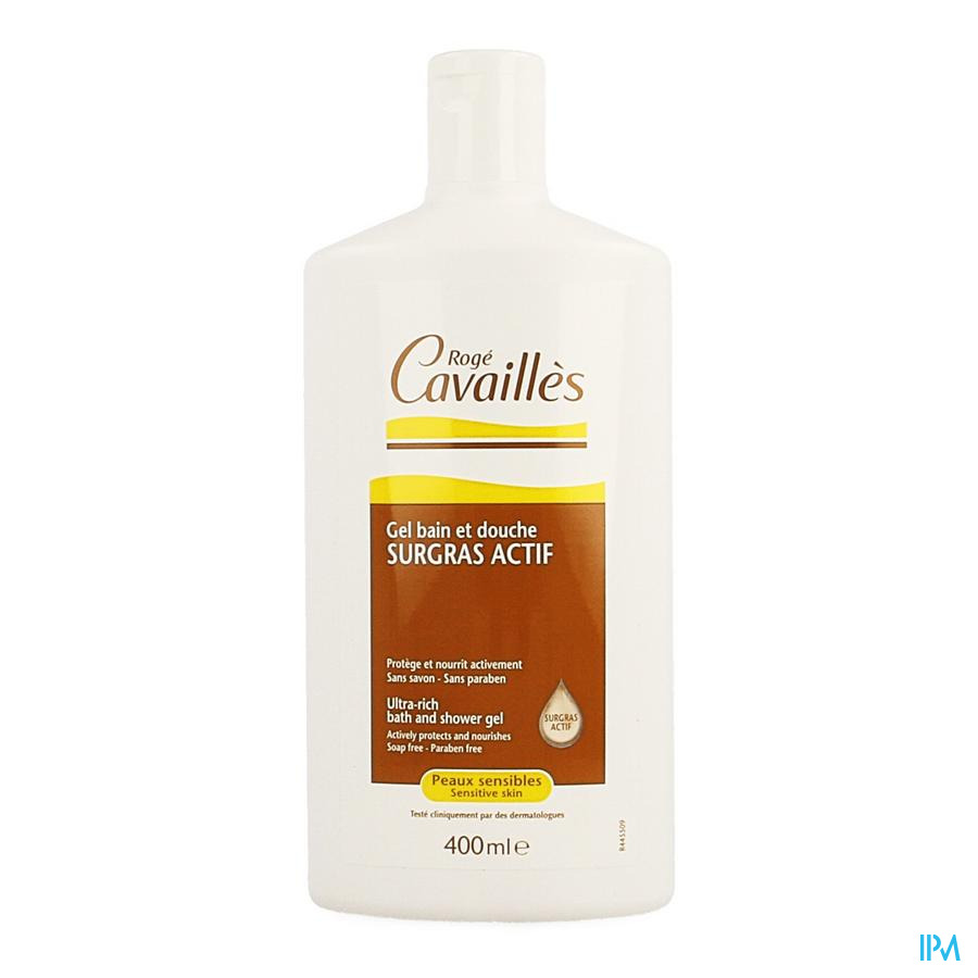 Roge Cavailles Gel Overvet Bad-dche Klassiek 400ml