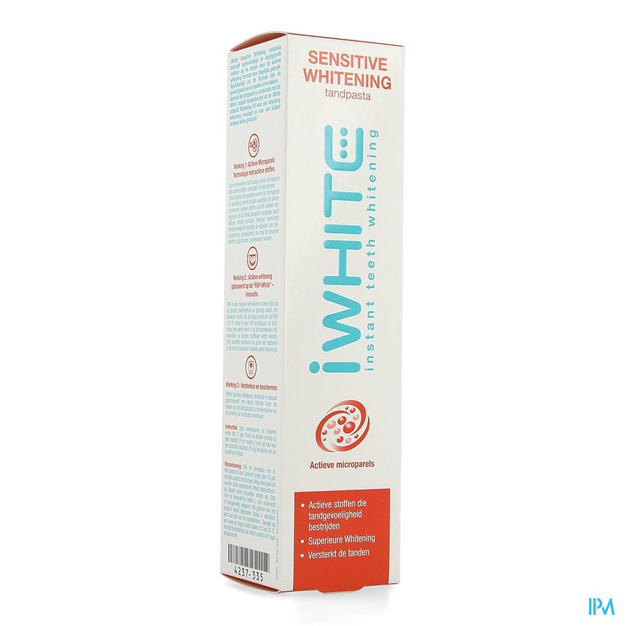Iwhite Sensitive Whitening Tube 75ml