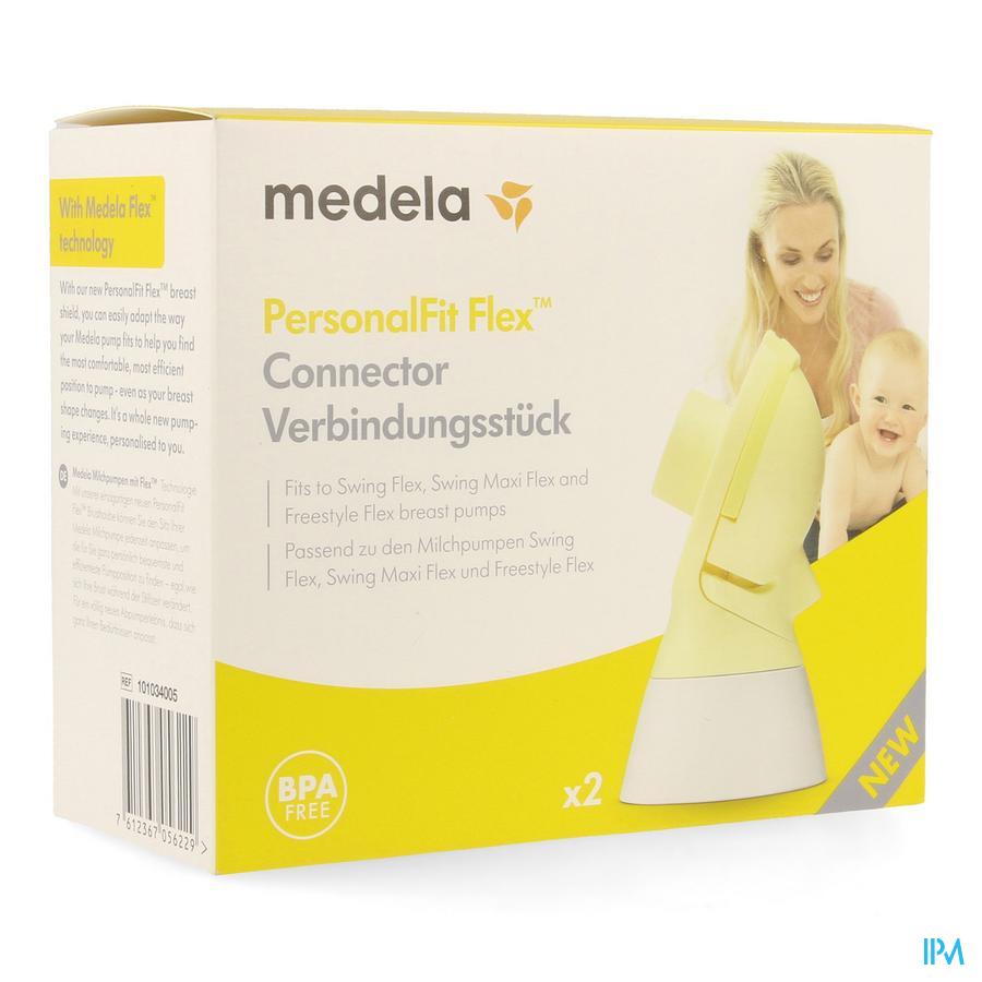 MEDELA PERSONALFIT FLEX CONNECTOR 2 ST