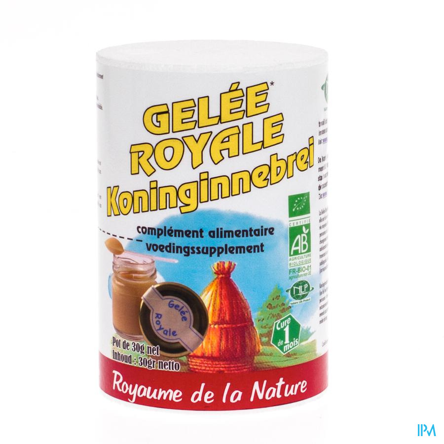 Gelee Royale Pure Gelee 30g