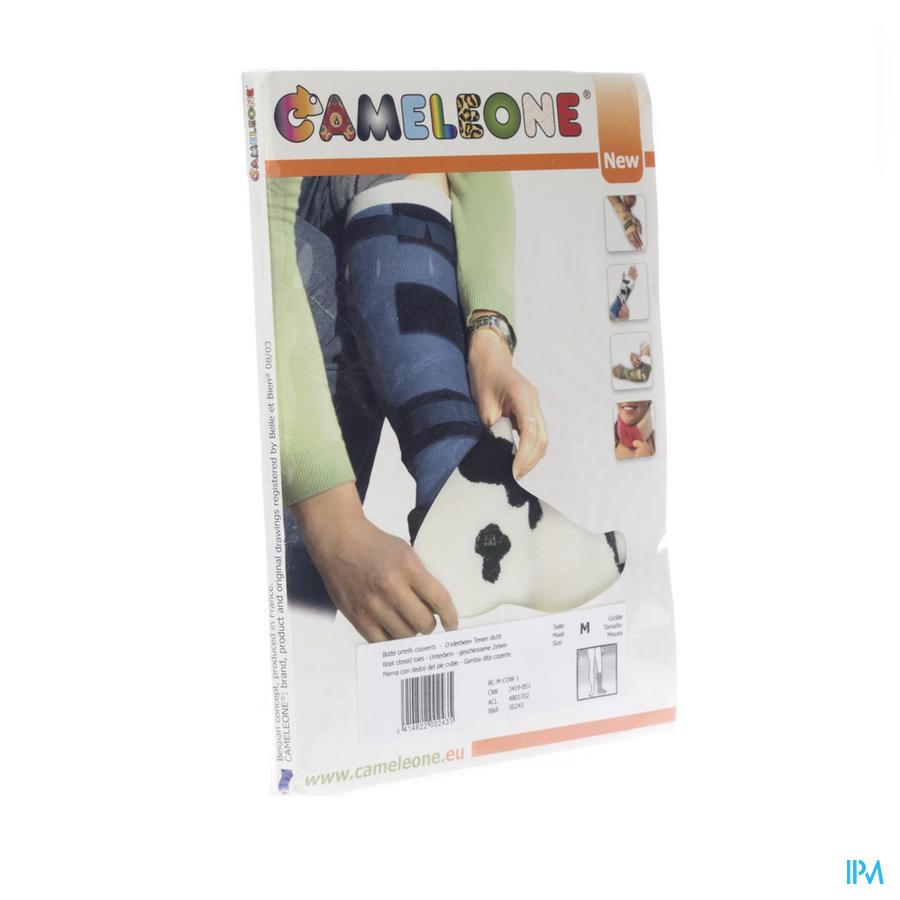 Cameleone Onderbeen Gesloten Teen Koe M 1