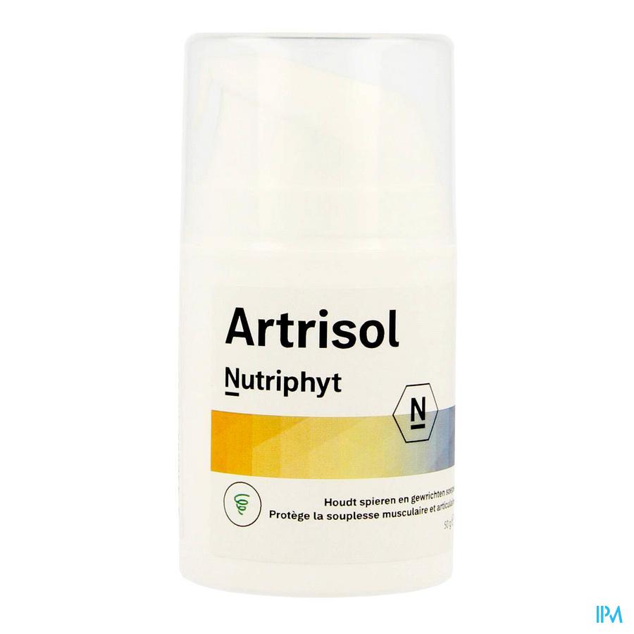 Artrisol Pommade Pot 50 ml  -  Nutriphyt