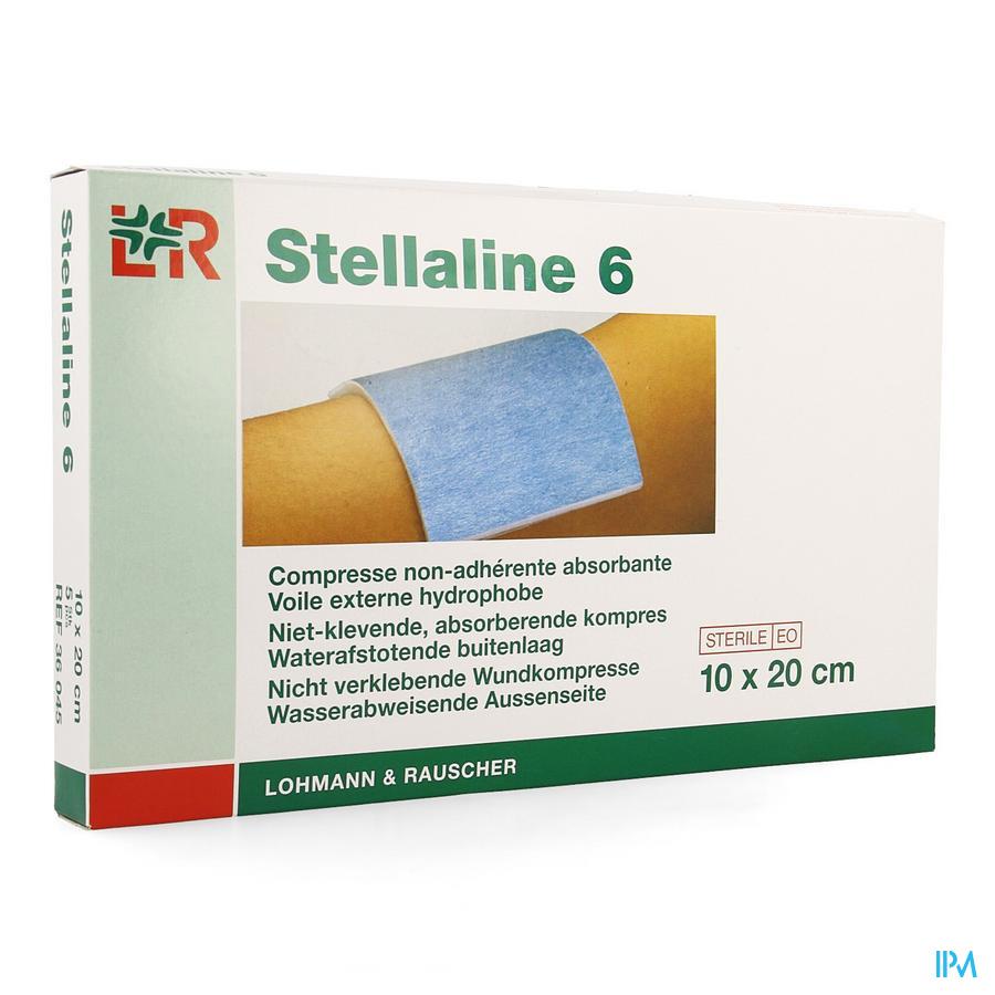 Stellaline 6 Comp Ster 10,0x20,0cm 5 36045