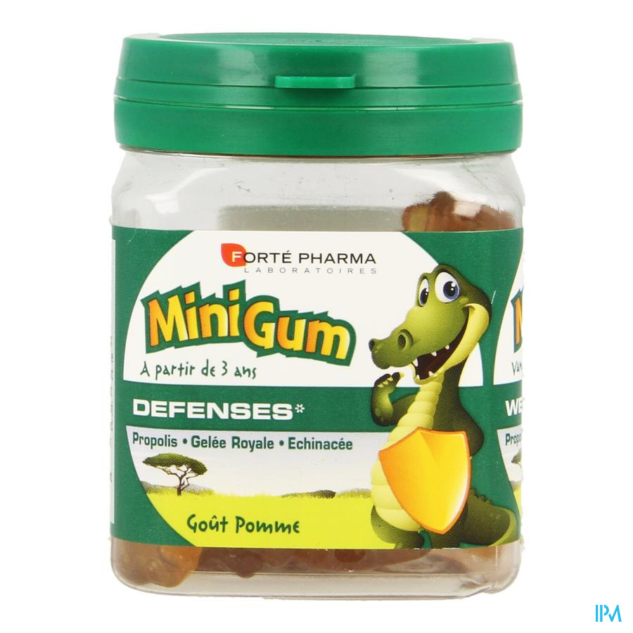 Minigum Defenses Gomme 50