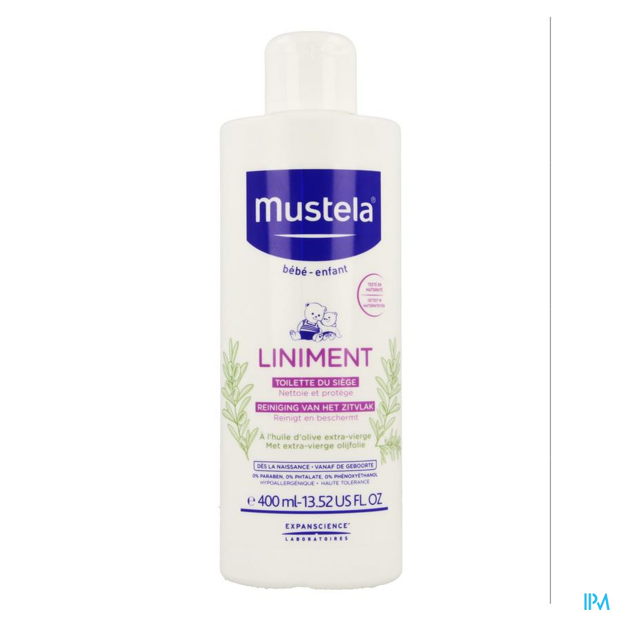 Mustela Bb Liniment 400ml