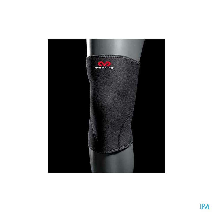Mcdavid Knee Support Black/scarlet S 401
