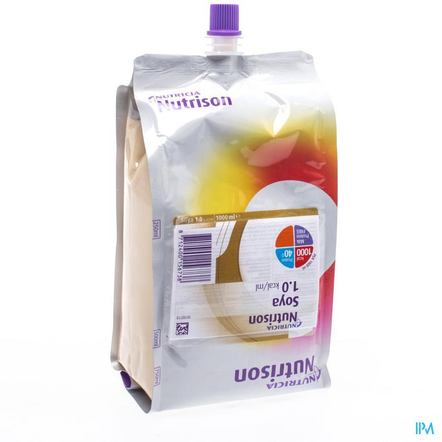 NUTRISON PACK SOJA           1000ML