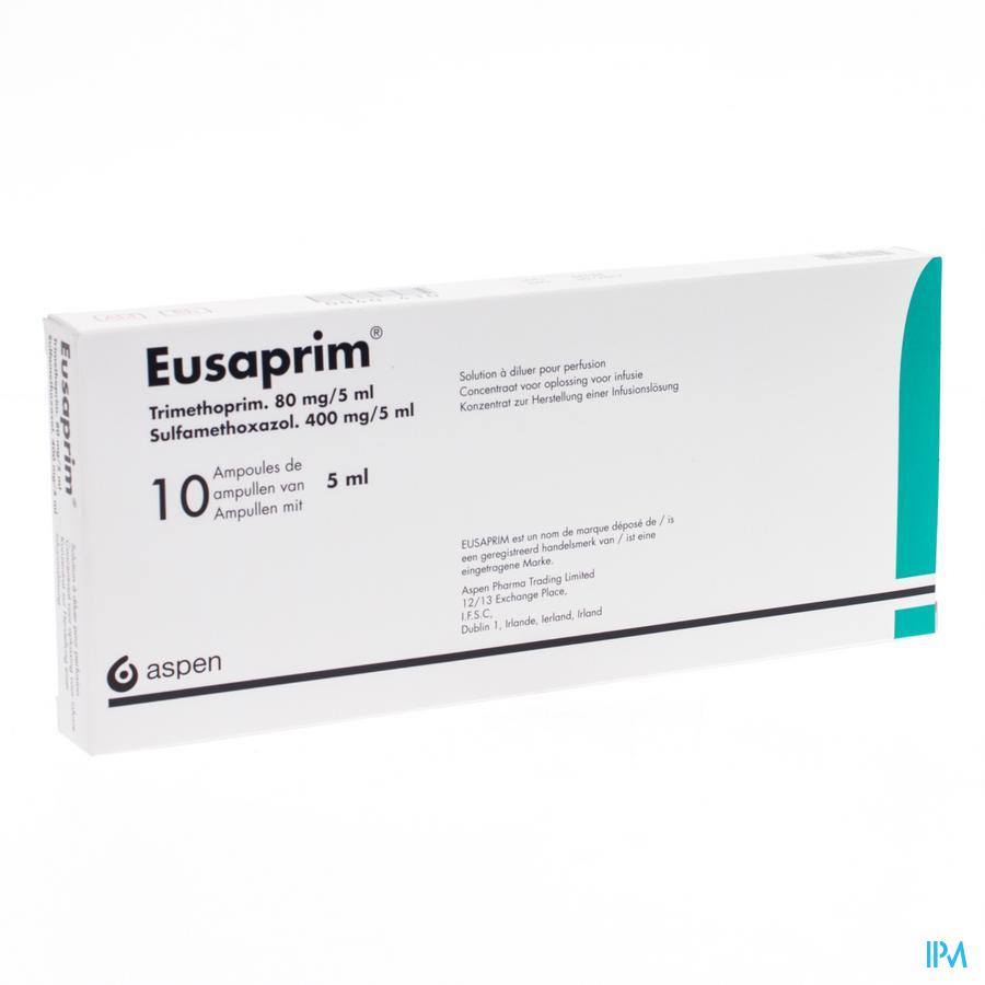 Eusaprim 10 Amp 5ml