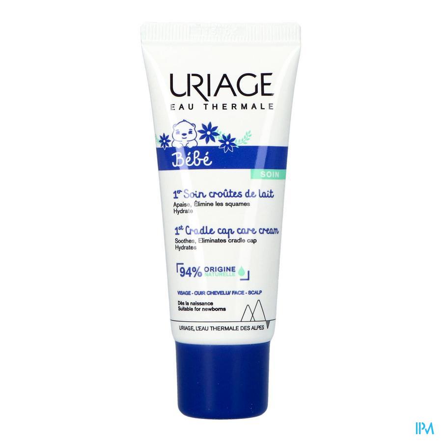 Uriage Bb Creme Melkkorstjes Tube 40ml