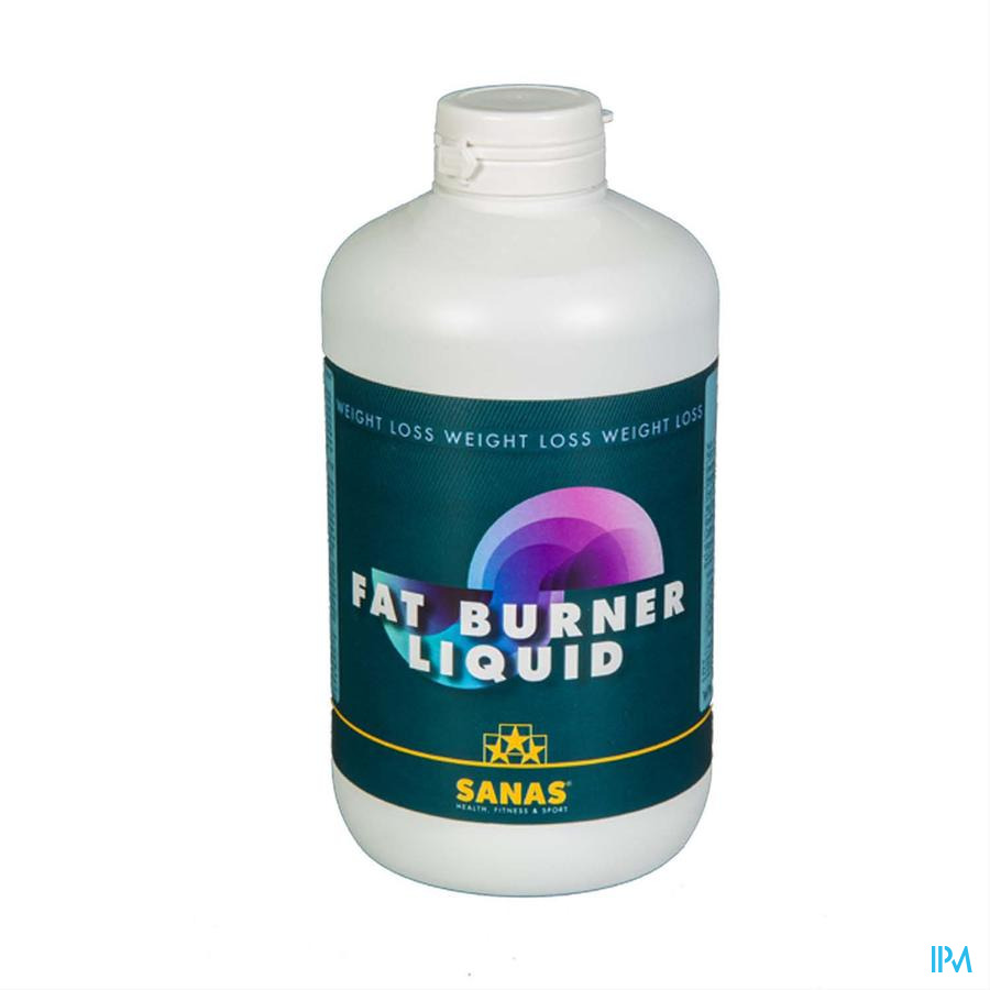 Sanas Fat Burner Liquid 1l